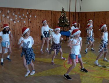 Vánoční vystoupení pro děti z MŠ