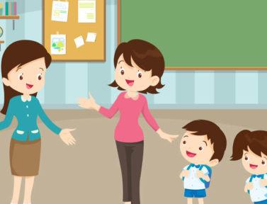 Schůzka pro rodiče budoucích prvňáků